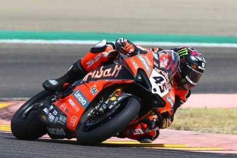 WorldSBK Aragon - Race Results (1)