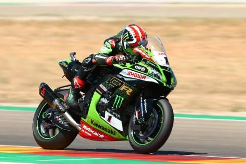 WorldSBK Teruel Aragon - Hasil Race (2)