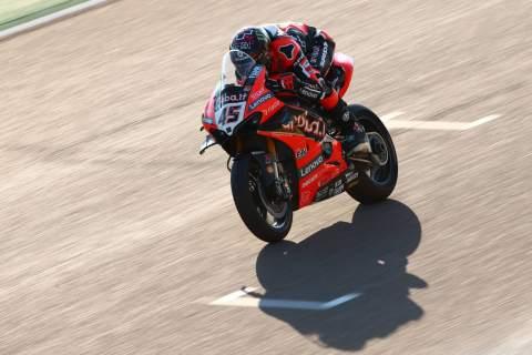 WorldSBK Teruel Aragon - Superpole Race Results