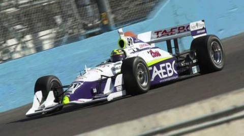 Race result: Harrah's Indy 200.