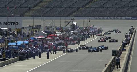 CART Race Result - Firestone Firehawk 500.