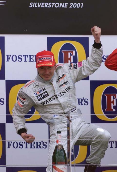 Race Reactions - British Grand Prix.