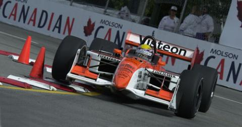 Race Result - Molson Indy Vancouver.