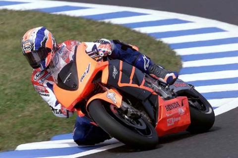 Motegi 2001: The birth of a Honda dream.