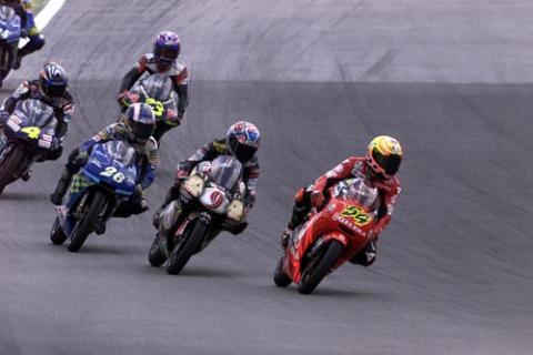 Race Result: Spanish GP - 125cc.