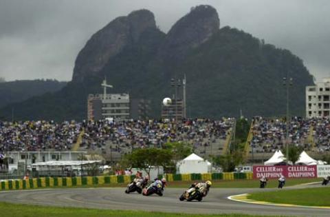 Yamaha set-up report - Rio de Janeiro.