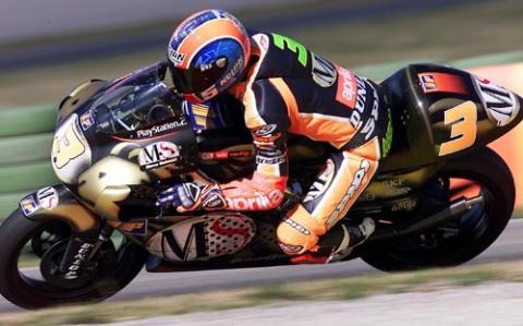 250cc Qualifying Practice 2.