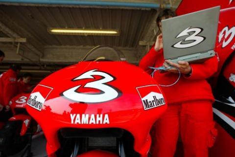 Marlboro Yamaha third in Suzuka thriller.