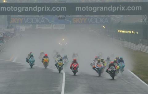 250cc Race Results - Estoril.