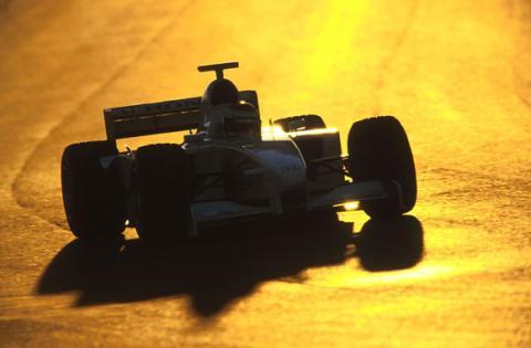 Verstappen To Test For Jordan.