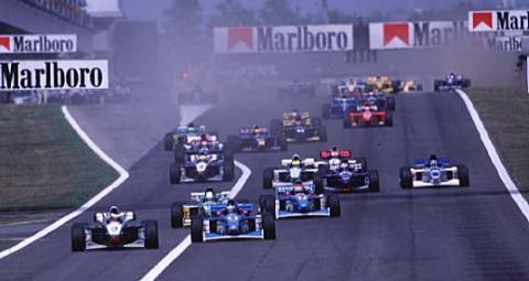 F1 Hopefuls In Team Split.