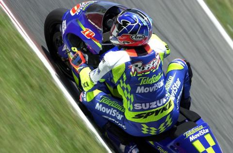 Kenny goes third on provisional front row at Assen