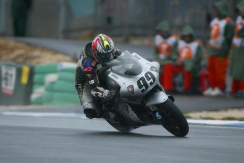 Gamble goes wrong for McWilliams.