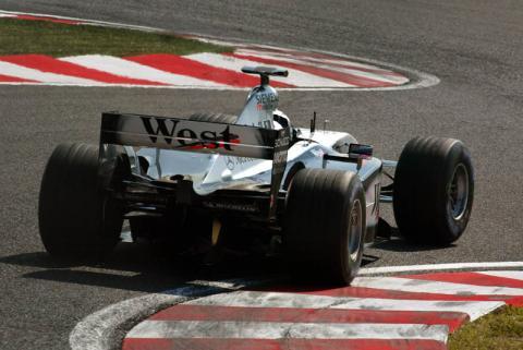 McLaren quickest in Friday free practice.