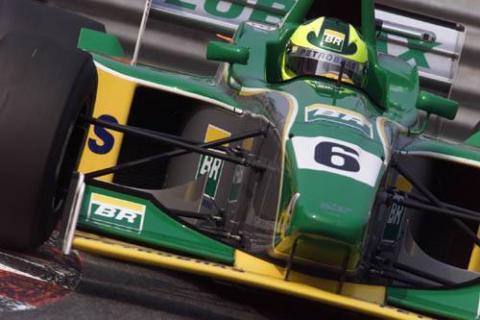 Qualifying times - F3000 - Hungaroring.