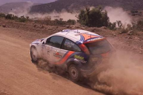 Result - Acropolis Rally.