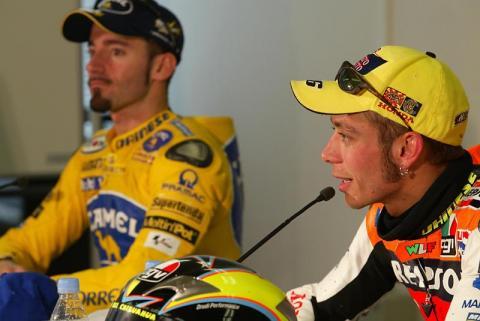 Rossi nears Honda deal, no factory RCV for Biaggi.