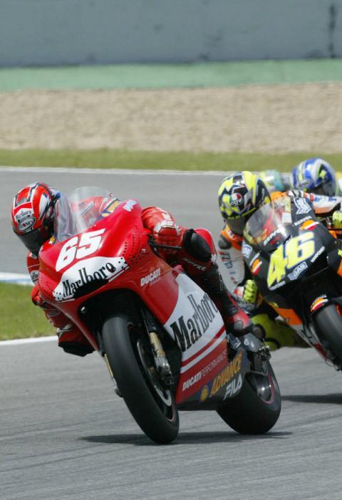 Capirossi: It's Ducati - it's MotoGP - it's big!