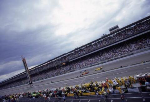 Practice times: Indianapolis 500 - day six.