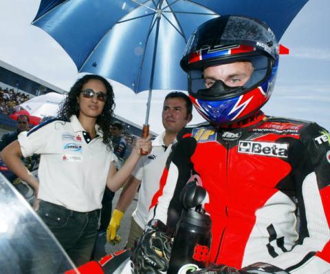 Chaz checks in: Le Mans.