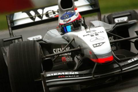 European GP - Friday Qualifying times.