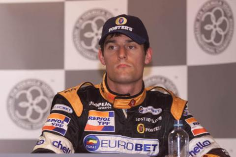 Webber and Albers land top six starts.