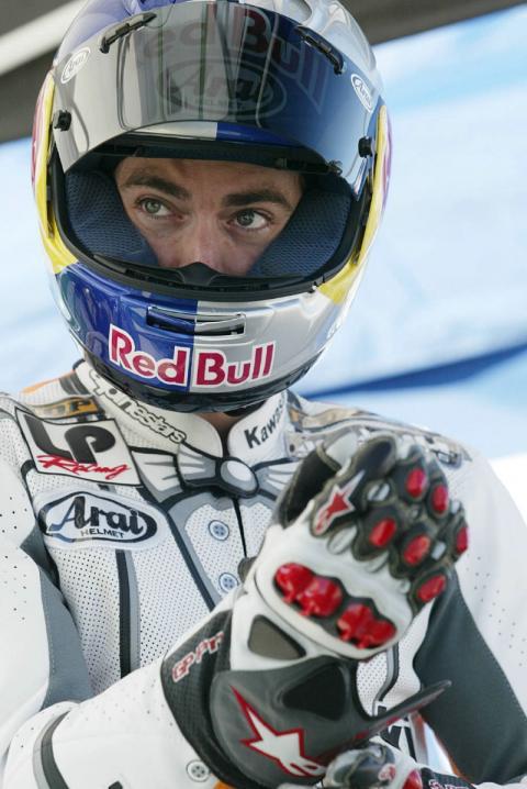 Eric Bostrom to MotoGP?