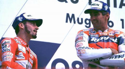 Pons, Pramac, Honda and Biaggi...