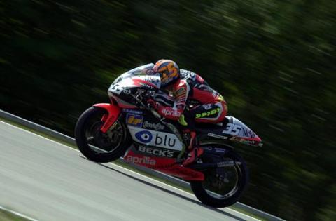 Provisional qualifying times - Portuguese GP.