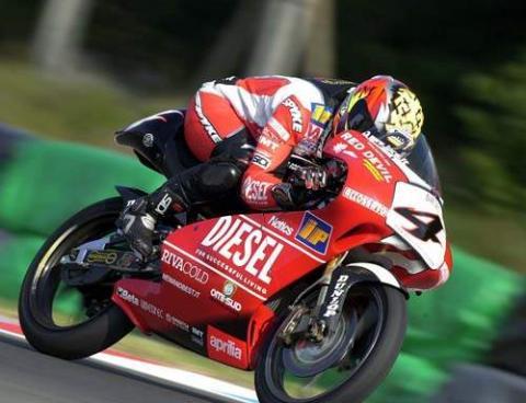 Race results - Grand Premio de Valenciana.