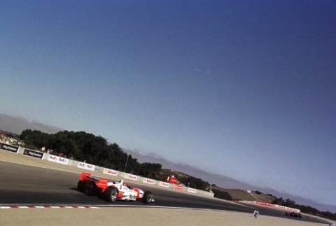 CART Race Result - Round 16: Laguna Seca.