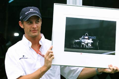 Practice Patter - Malaysian Grand Prix.
