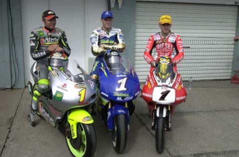 MotoGP Preview: The 2001 Japanese Grand Prix.