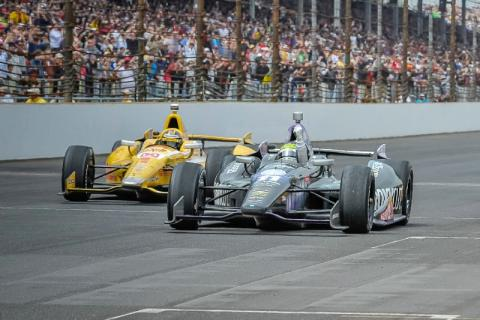 2013 Indy 500: Race results