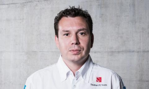 Eric Gandelin, Sauber - Q&A