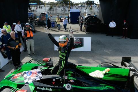 USCC: Laguna Seca - Race results