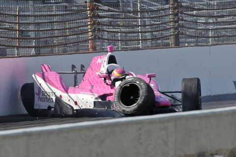 Indy 500: Practice 3 results