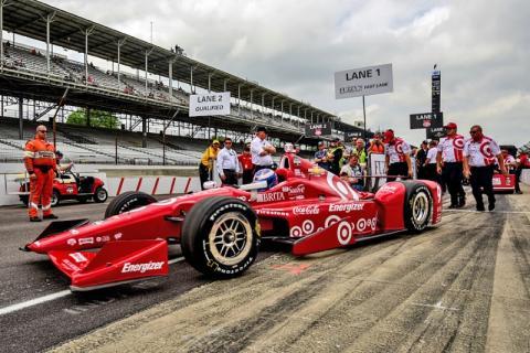 Indy 500: Starting grid