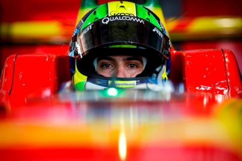 di Grassi takes championship lead with win after rivals' errors