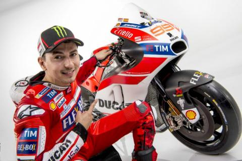 'Finally I can speak about it!' - Jorge Lorenzo Interview