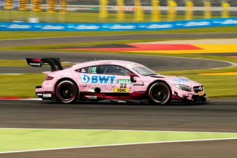 Mercedes retains four drivers for 2018 DTM swansong