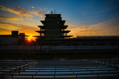 Indy 500 - Carb Day results