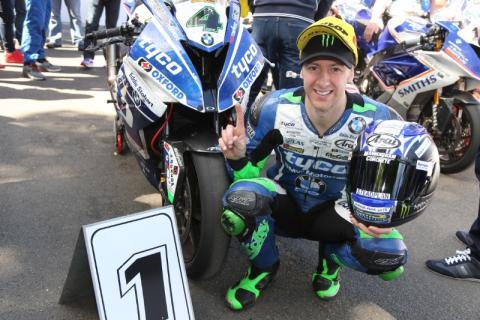 Ian Hutchinson secures Synetiq BMW road racing deal