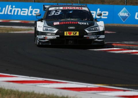 DTM Hungaroring: Race Results (2)