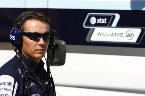 Sam Michael, Williams F1 - Q&A
