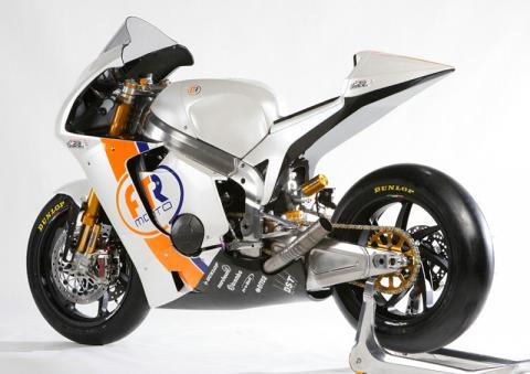 Steve Bones (FTR) - Q&A: Moto2.