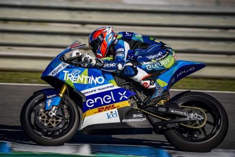 MotoE final test, opening race delayed