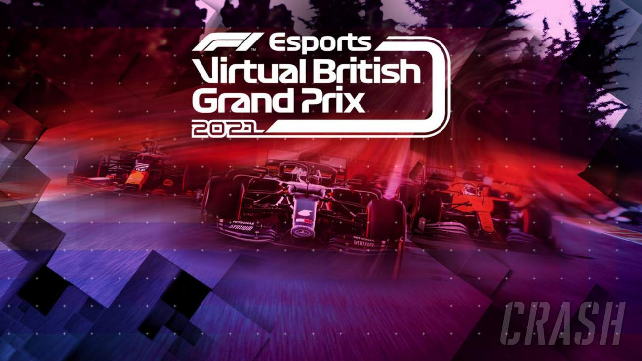 Watch Live Follow The Esports F1 Virtual British Grand Prix