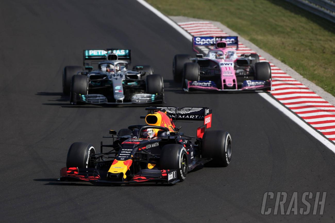 Racing Point Target Top Three By End Of Aston Martin Transition F1 News
