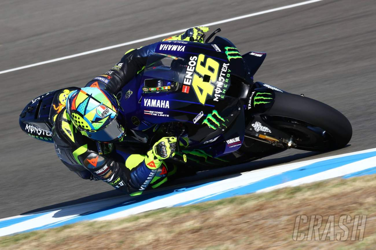 'Good work' puts Rossi through to Qualifying 2